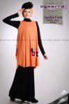 All Size   LD 95cm Panjang  Gamis 135cm  Gamis+Rompi+Pashmina